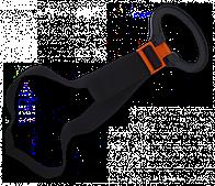 Держатель для шланга, переносной, регулируемый, ECO-WF116 BRADAS