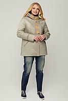 Весняна жіноча курточка з плащовки на синтепону 100, фото 1