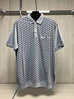 Мужская футболка поло Better Life. 103. Размеры: M,L,XL,XXL.