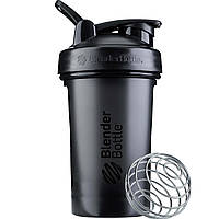 Шейкер спортивный BlenderBottle Classic Loop Pro 20oz/590ml Black, фото 1