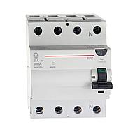 Устройство защитного отключения General Electric BPC425/030 4P AC (606208)