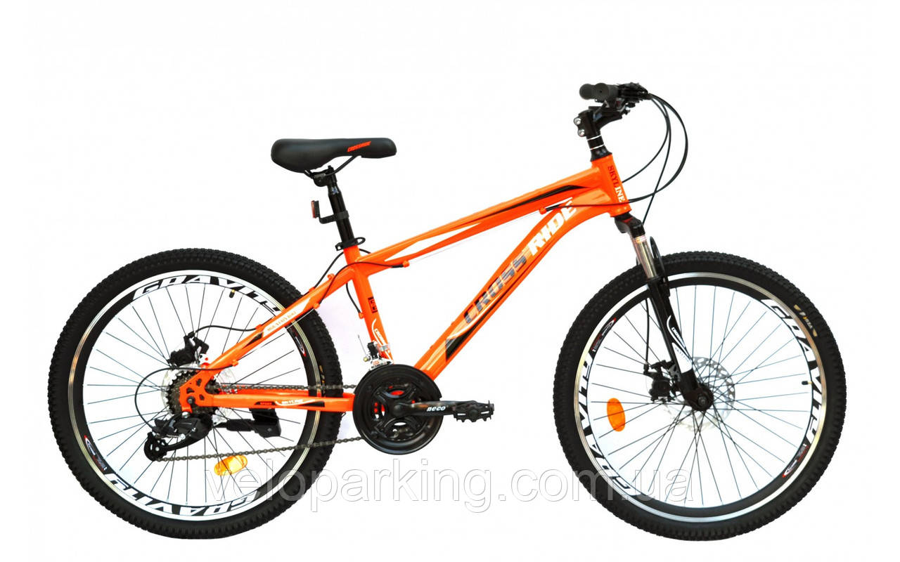 Горный подростковый велосипед 24 Ardis Skyline (2020) стальной