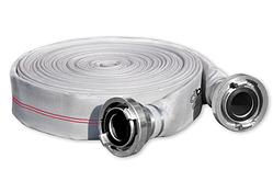 Шланг пожарный, SUPERLINE - тип A с соединениями STORZ, 10 bar, диаметр 4, длина 20 м, WLHSA10020 BRADAS