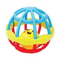 """Погремушка """"Весёлый шарик"""" 7Toys Б 325 ( TC116105)"""