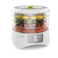 Сушильный аппарат для грибов, фруктов и трав Adler AD 6654, фото 1