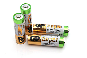 Батарейка GP PowerPlus Alkiline Battery (size AA) пальчиковая