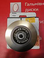 Тормозной диск задний с подшипником Renault Scenic 3 (Original 432020984R)