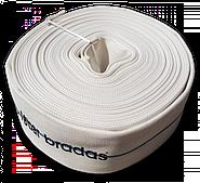 Шланг пожарный, LINED HOSE 8-24 bar, диаметр 6, 20м, WLH860020 BRADAS