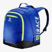 Сумка Для Ботинок Salomon original gear backpack race b/neon yello (MD)