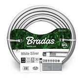 Шланг для полива NTS WHITE SILVER 3/4 - 30м, WWS3/430 BRADAS