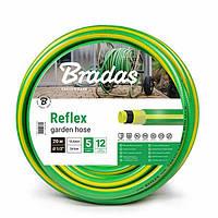 Шланг для полива TRICOT REFLEX 1/2 50м, WFR1/250 BRADAS