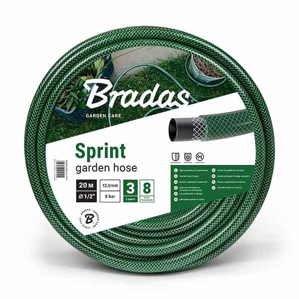 Шланг для полива SPRINT 1 1/4 25м, WFS11/425 BRADAS