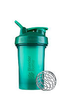 Шейкер спортивный BlenderBottle Classic Loop Pro 20oz/590ml Green