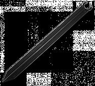 Шпилька с держателем для трубки 6мм, DSA-3106L BRADAS