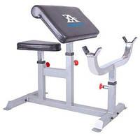Скамья Скотта Altas Fitness AX1010 1