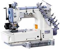 Jack JK-8009VC-06064P шестиигольная швейная машина цепного стежка