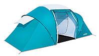 Палатка четырехместная Bestway 68093 Family Ground, фото 1