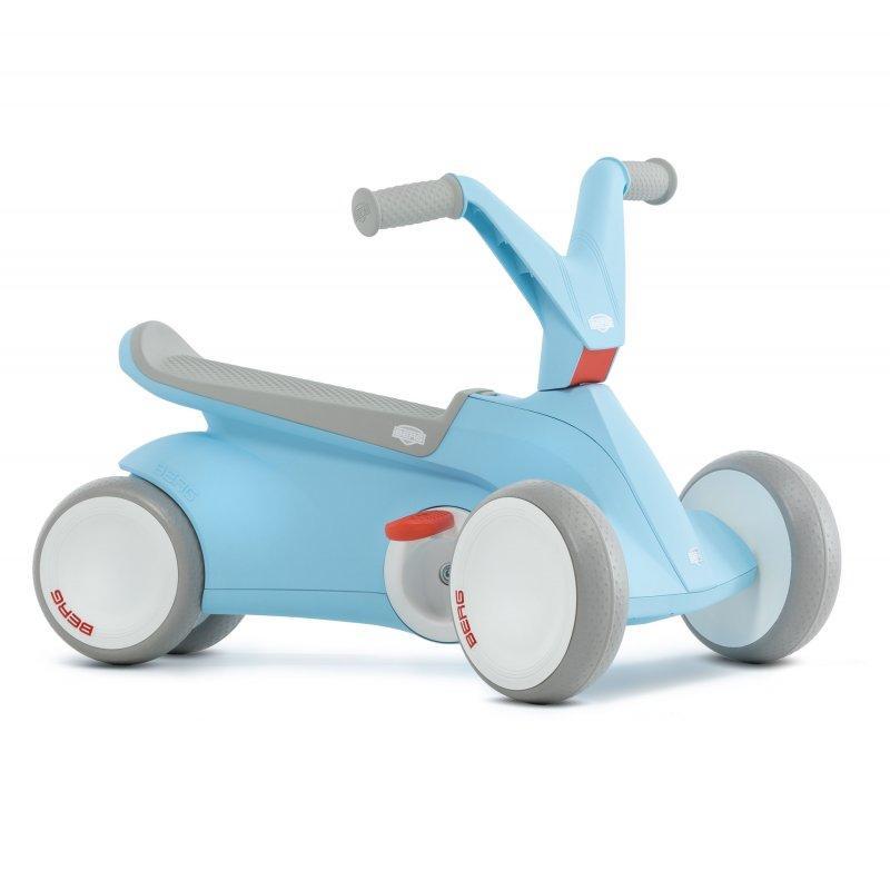Веломобиль GO Ride On на педалях голубой Berg 24.50.00.00. Веломобиль детский