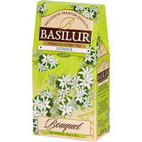 Чай зеленый Basilur Букет Жасмин 100 грамм