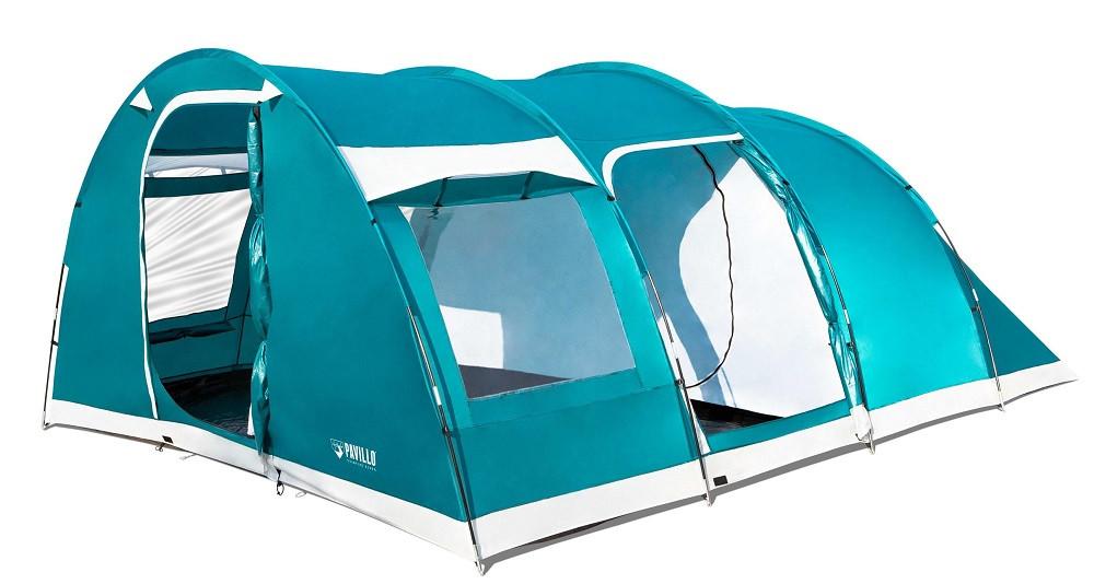 Палатка шестиместная Bestway 68095 Family Dome