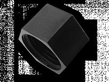 Заглушка с внутренней резьбой 1, DSA-571010L BRADAS