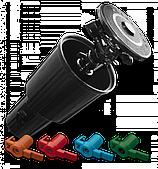 Ороситель выдвижной, пульсирующий 0-360°, DSZW-2500 BRADAS