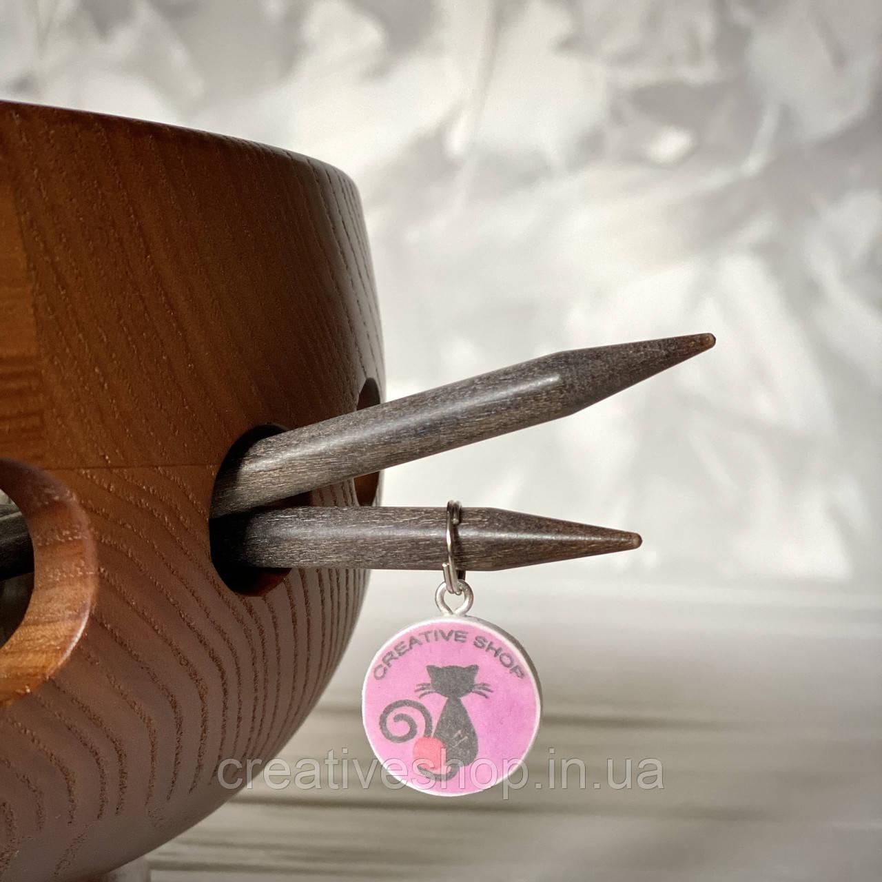 """Фирменный маркер для вязания """"Creative Shop"""""""
