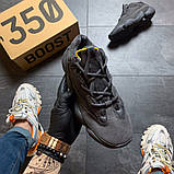 Кроссовки мужские  Adidas Yeezy Boost 500 Utility Black, фото 5