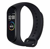 Фитнес браслет Smart bracelet M4 Чёрный   Аналог Xiaomi Mi Band 4