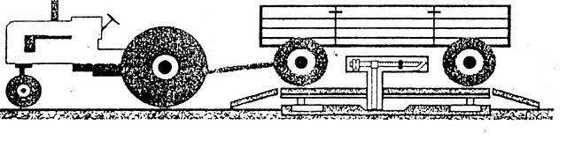 Весы автомобильные механические РП-15Ш13