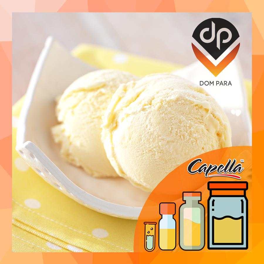 Ароматизатор Capella Vanilla Bean Ice Cream| Ванильное мороженое