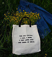 Модная Эко сумка шоппер / стильна еко сумка Хлопок 100%. Еко сумки шопперы .