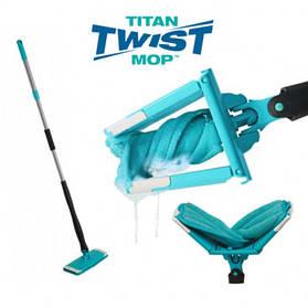 Швабра-лентяйка Titan Twist Mop SKL11-235911