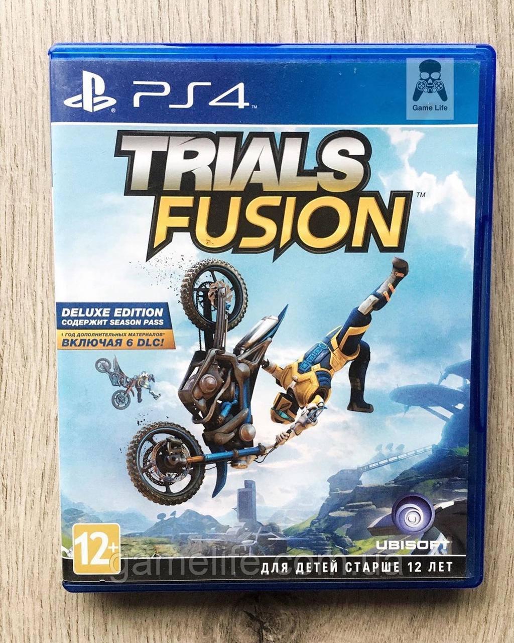 Trials Fusion (англ.) (б/у) PS4