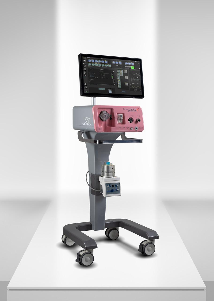 Аппарат искусственной вентиляции легких CHIRANA AURA V +CO2, поставка в ноябре, предоплата 18%