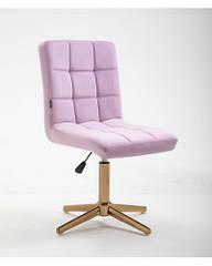 Перукарське, косметичне крісло HROOVE FORM HR7009 вереск