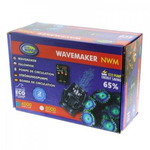 Помпа течения Aqua Nova NWM-4000 с контроллером