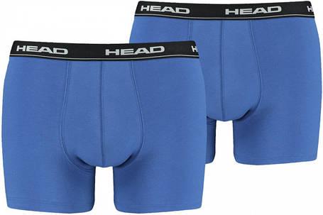 Трусы-шорты HEAD Basic Boxer 2P 841001001-021 XL 2 шт (8713537917490), фото 2
