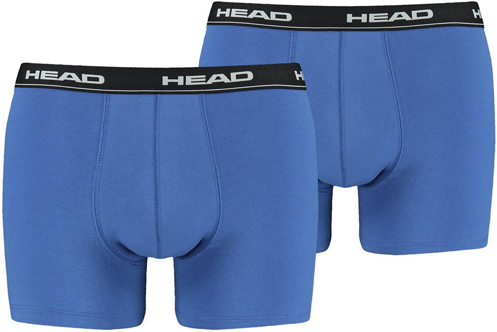 Трусы-шорты HEAD Basic Boxer 2P 841001001-021 M 2 шт (8713537917490)