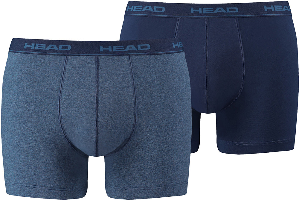 Труси-шорти HEAD Basic Boxer 2P 841001001-494 S 2 шт (8718824289717)