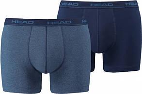 Труси-шорти HEAD Basic Boxer 2P 841001001-494 S 2 шт (8718824289717), фото 2