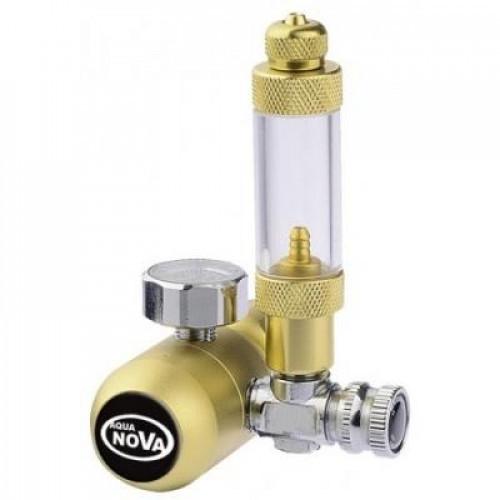Редуктор CO2 Aqua Nova NCO2-REG с счетчиком пузырьков
