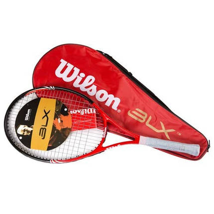 Теннисная ракетка Wilson WLX 27, фото 2