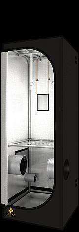 Гроубокс Secret Jardin Dark Room 60x60x170 см v3.0, фото 2