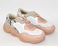 Персиковые кроссовки, фото 1
