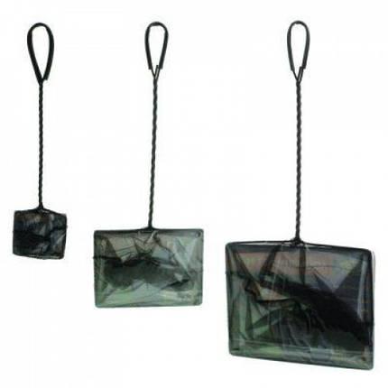 Сачок для акваріума Aqua Nova, 25х19,5см, фото 2