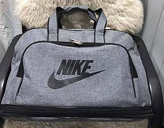 Мужская спортивная сумка с двойным дном два размера