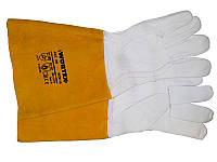 Перчатки сварщика аргонщика Wortex 106 TIG, фото 1