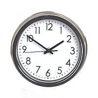 """Настінний годинник """"Silver dawn"""" (20 см.), фото 1"""