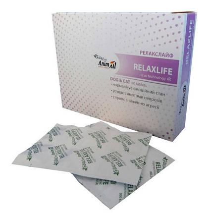 Таблетки AnimAll FitoLine Релакслайф, фото 2